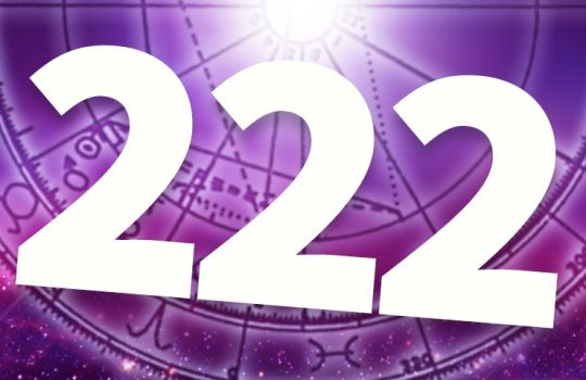 NUMEROLOGY 222 MEANING