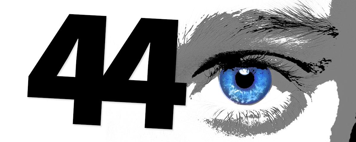 NUMBER 44 REVEALED